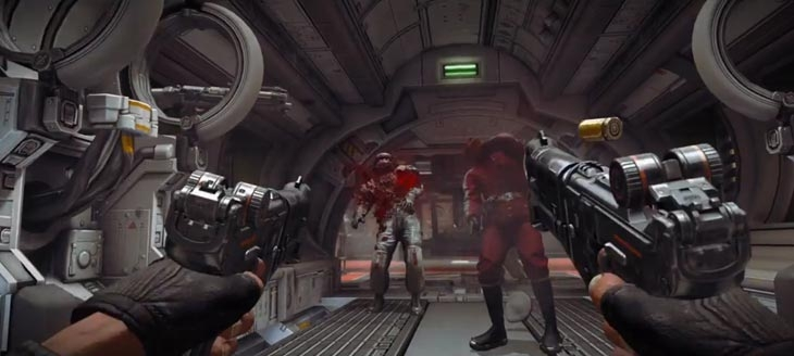 how to play records in wolfenstein the new order