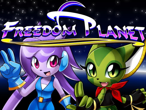 freedom planet sonic fan game