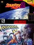 Top 8 & 7: Starfox 2 and Super Castlevania IV
